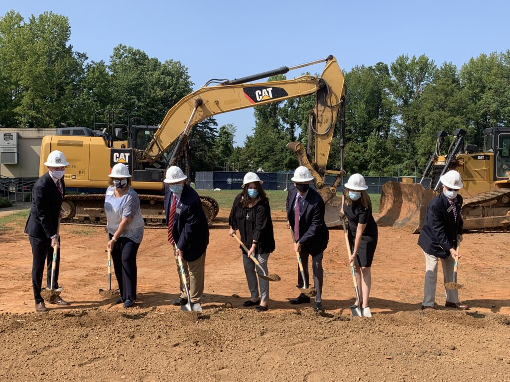 South Mebane Groundbreaking 9-15-20