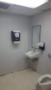 HSC Bathroom Update 6-15-21