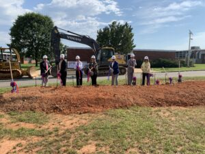ABSS Southern HS Groundbreaking